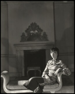 Anna May Wong, by Francis Goodman - NPG x68811