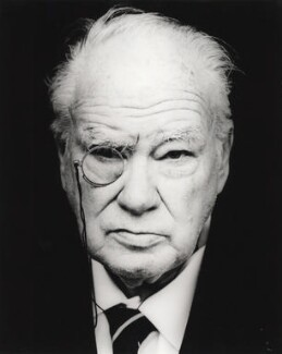 Sir Patrick Moore, by Carolyn Djanogly - NPG x125650