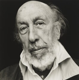 Richard Hamilton, by Carolyn Djanogly - NPG x125653