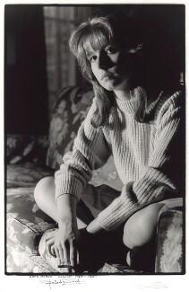 Jane Asher, by Michael Ward - NPG x125656