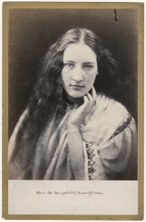 Hatty Campbell, by Julia Margaret Cameron - NPG x18036