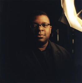 Isaac Julien, by Sal Idriss - NPG x125664