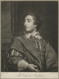 David Steuart Erskine, 11th Earl of Buchan, by John Finlayson, after  Sir Joshua Reynolds - NPG D13669