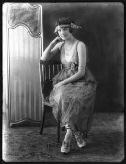 Mamie Watson, by Bassano Ltd - NPG x101304