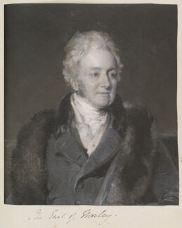 John Parker, 1st Earl of Morley, by William Say, after  Frederick Richard Say - NPG D11335