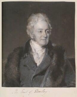 John Parker, 1st Earl of Morley, by William Say, after  Frederick Richard Say, published 1831 - NPG D11335 - © National Portrait Gallery, London