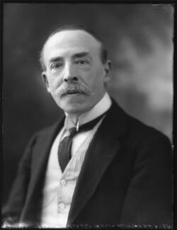 Sir Frederic Hymen Cowen, by Bassano Ltd - NPG x121814
