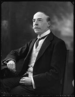 Sir Frederic Hymen Cowen, by Bassano Ltd - NPG x121816