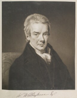 William Wilberforce, by William Say, after  Joseph Slater - NPG D11346