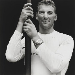 Matthew Pinsent, by Eamonn McCabe - NPG x125681