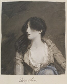 'Dorothea', by William Say - NPG D11357