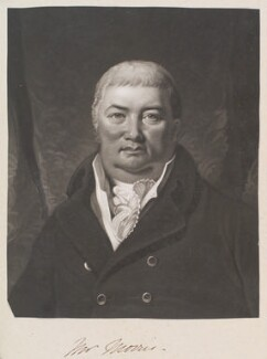 Robert Morris, by William Say, after  Archer James Oliver - NPG D11378