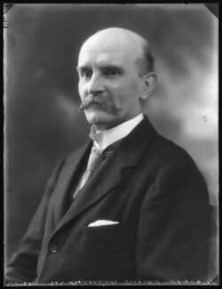 Frederick Lugard, 1st Baron Lugard, by Bassano Ltd - NPG x121841