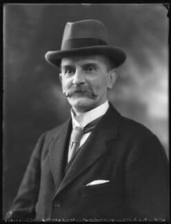 Frederick Lugard, 1st Baron Lugard, by Bassano Ltd - NPG x121842
