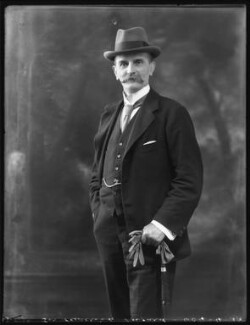 Frederick Lugard, 1st Baron Lugard, by Bassano Ltd - NPG x121843