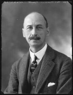Sir Horace Archer Byatt, by Bassano Ltd - NPG x121848
