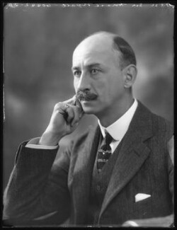 Sir Horace Archer Byatt, by Bassano Ltd - NPG x121849