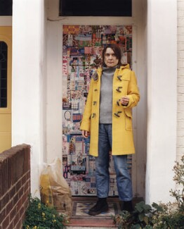 Sarah Lucas, by Johnnie Shand Kydd - NPG x125683