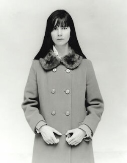 Gillian Wearing, by Johnnie Shand Kydd - NPG x125687