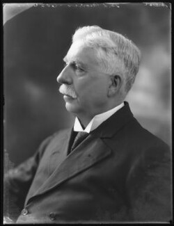 Edward Patrick Morris, 1st Baron Morris, by Bassano Ltd - NPG x121889