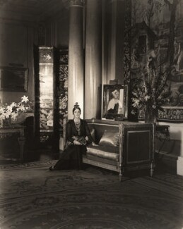 Sybil Rachel Betty (née Sassoon), Marchioness of Cholmondeley, by Cecil Beaton - NPG x40053