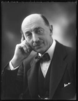 Richard Godolphin Walmesley Chaloner, 1st Baron Gisborough, by Bassano Ltd - NPG x121919