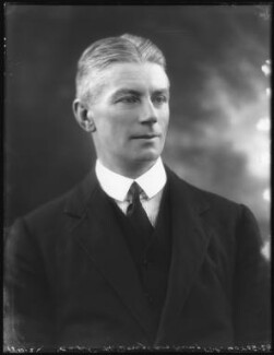 Hon. Henry Douglas King, by Bassano Ltd - NPG x121962