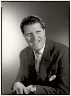 Tommy Cooper, by Count Zichy, for  Baron Studios - NPG x125701