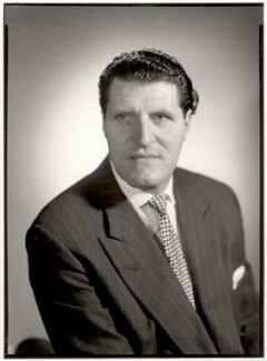 Tommy Cooper, by Count Zichy, for  Baron Studios - NPG x125702