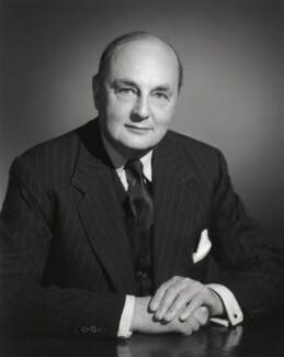 (Hubert Miles) Gladwyn Jebb, 1st Baron Gladwyn, by Baron Studios - NPG x125710