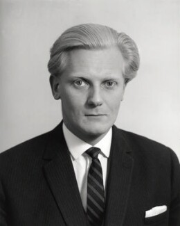 Michael Heseltine, by Rex Coleman, for  Baron Studios, 30 October 1962 - NPG  - © National Portrait Gallery, London