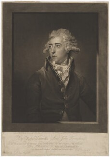 Lord John Townshend, by John Jones, after  Sir Joshua Reynolds - NPG D13750