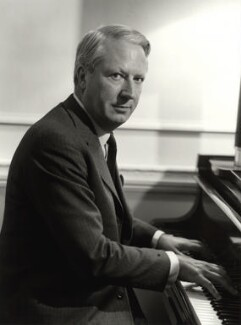 Sir Edward Heath, by Rex Coleman, for  Baron Studios, 29 September 1965 - NPG  - © National Portrait Gallery, London