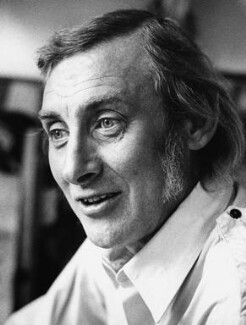 Spike Milligan, by Godfrey Argent - NPG x165643