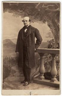 Alfred Sydney Wigan, by Camille Silvy - NPG x27380
