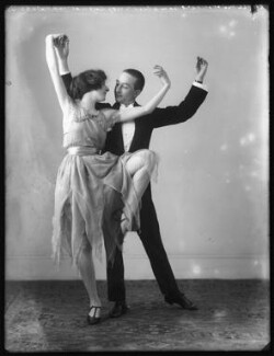 P. Vere Campbell; Roy August, by Bassano Ltd, 13 November 1922 - NPG x122039 - © National Portrait Gallery, London