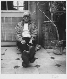 David Hockney, by Cecil Beaton, March 1965 - NPG x14108 - © Cecil Beaton Studio Archive, Sotheby's London