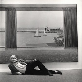 David Hockney, by Cecil Beaton - NPG x40200