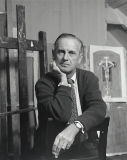Graham Sutherland, by Rex Coleman, for  Baron Studios - NPG x125766