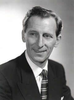 Peter Cushing, by Count  Zichy, for  Baron Studios - NPG x125749