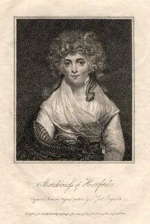 Isabella Anne Seymour-Conway (née Ingram), Marchioness of Hertford, after Sir Joshua Reynolds - NPG D13715