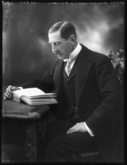 Gerald Arthur Arundell, 15th Baron Arundell of Wardour, by Bassano Ltd, 23 November 1922 - NPG x122058 - © National Portrait Gallery, London