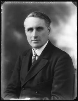 Sir Charles Philips Trevelyan, 3rd Bt, by Bassano Ltd, 2 December 1922 - NPG x122105 - © National Portrait Gallery, London