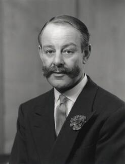 Sir Gerald Nunes Nabarro, by Rex Coleman, for  Baron Studios - NPG x125879