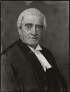 Sir Percival Clarke, by Bassano Ltd - NPG x81187