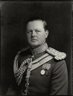 John Albert Edward William Spencer-Churchill, 10th Duke of Marlborough, by Bassano Ltd, 30 November 1934 - NPG x81220 - © National Portrait Gallery, London