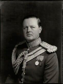 John Albert Edward William Spencer-Churchill, 10th Duke of Marlborough, by Bassano Ltd, 30 November 1934 - NPG x81220 - © National Portrait Gallery, London