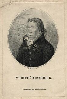 Richard Reynolds, by John Baldrey, published 1799 - NPG D13809 - © National Portrait Gallery, London
