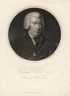 William Vincent, by Charles Turner, after  Henry Howard - NPG D13813