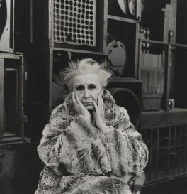 Louise Nevelson, by Cecil Beaton - NPG x40296